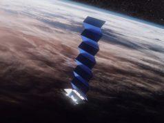 SpaceX, Starlink Uydularını Uzaya Gönderiyor