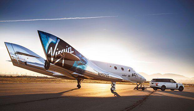 Virgin Galactic Uzay Turizmi için Eğitimlere Başladı