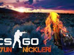 CS GO Nickleri (Counter-Strike: Global Offensive)