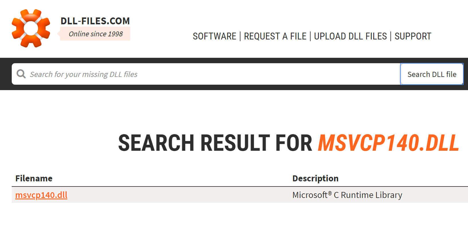 Msvcp140.dll Bulunamadı Hatası ve Çözümü