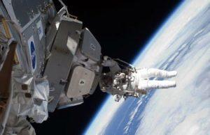 NASA Robot Oteli Uzaya Gönderildi