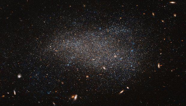 NASA, TESS ile Samanyolu Galaksisi'ni Görüntüledi
