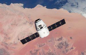 SpaceX Dragon Mekiği Uzaya Fare Taşıdı