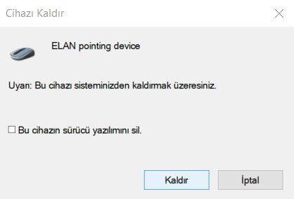 Touchpad Çalışmıyor Sorunu ve Çözüm Yolları