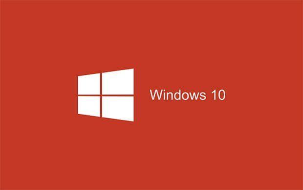 Windows 10 Kırmızı Ekran Hatası ve Çözümleri