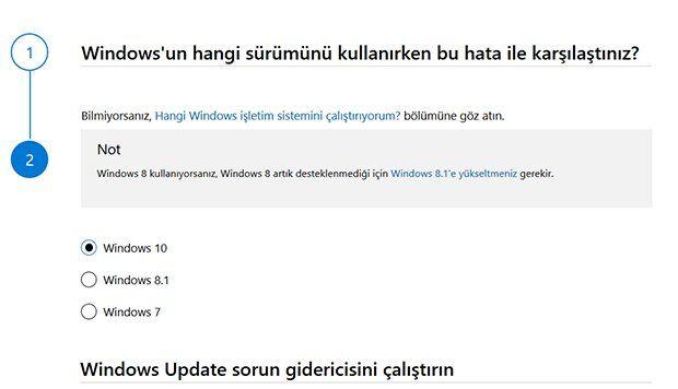 Windows 0x80073712 Hatası Nasıl Çözülür?