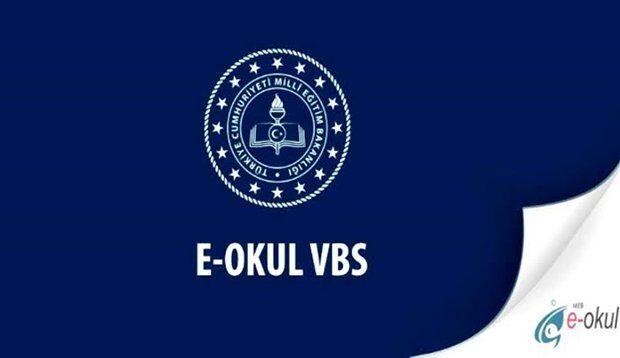 e-Okul VBS Bölümüne Nasıl Girilir?