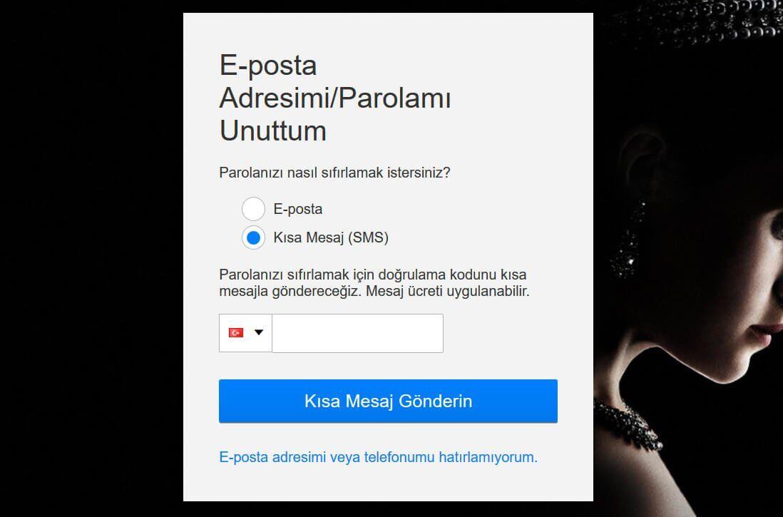 Netflix Şifremi Unuttum, Nasıl Sıfırlarım?