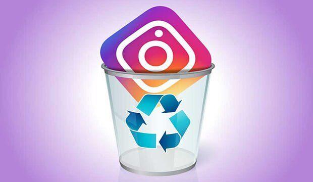 Dondurulan Instagram Hesabının Şifresini Unuttum