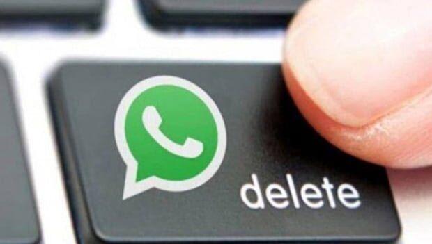 WhatsApp Resimlerini Kalıcı Olarak Silme