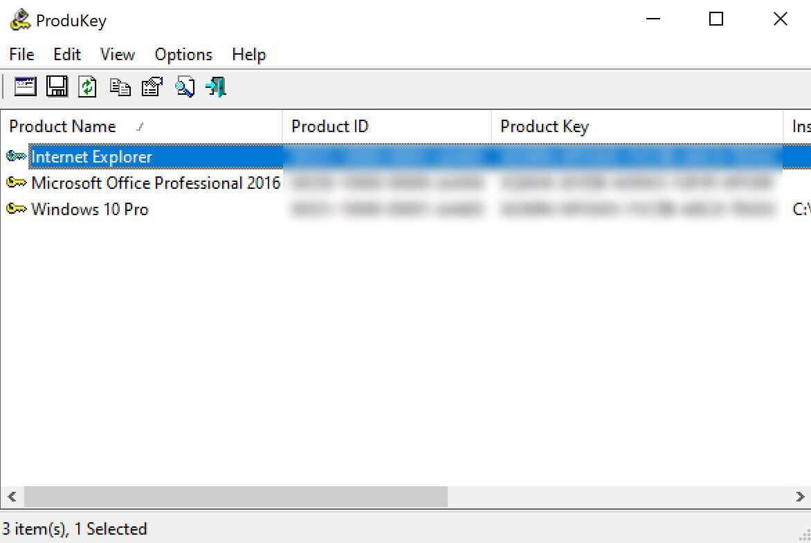 Windows Ürün Anahtarı Öğrenme Yöntemleri