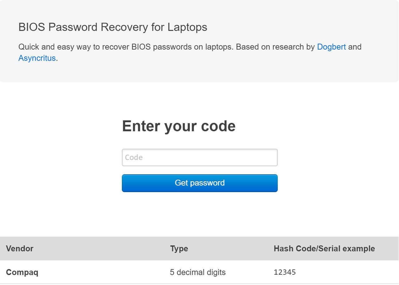 BİOS Şifre Kaldırma, Sıfırlama Nasıl Yapılır?