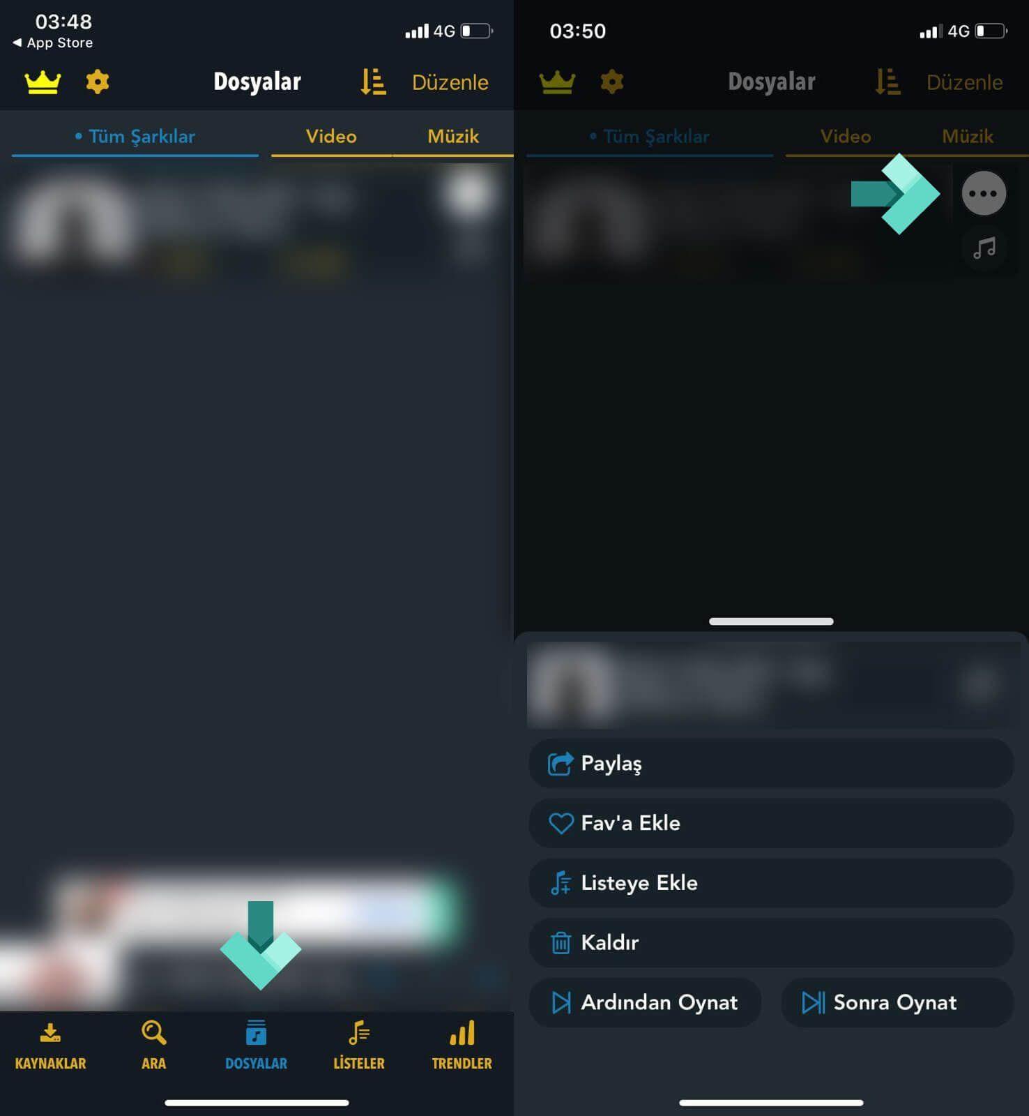 iPhone Müzik İndirme Rehberi - En iyi 2 Uygulama