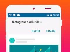 Instagram Durduruldu Hatası ve Çözüm Yolları
