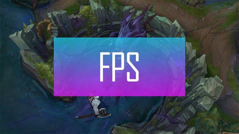 LOL'de FPS Gösterme Nasıl Yapılır?