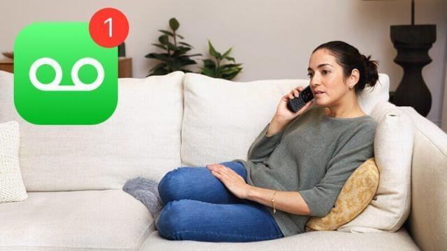 Telefona Gelen Sesli Mesajları Dinleme