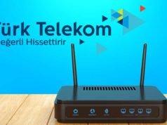 TTNET (Türk Telekom) Modem Şifre Değiştirme