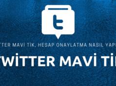 Twitter Mavi Tik