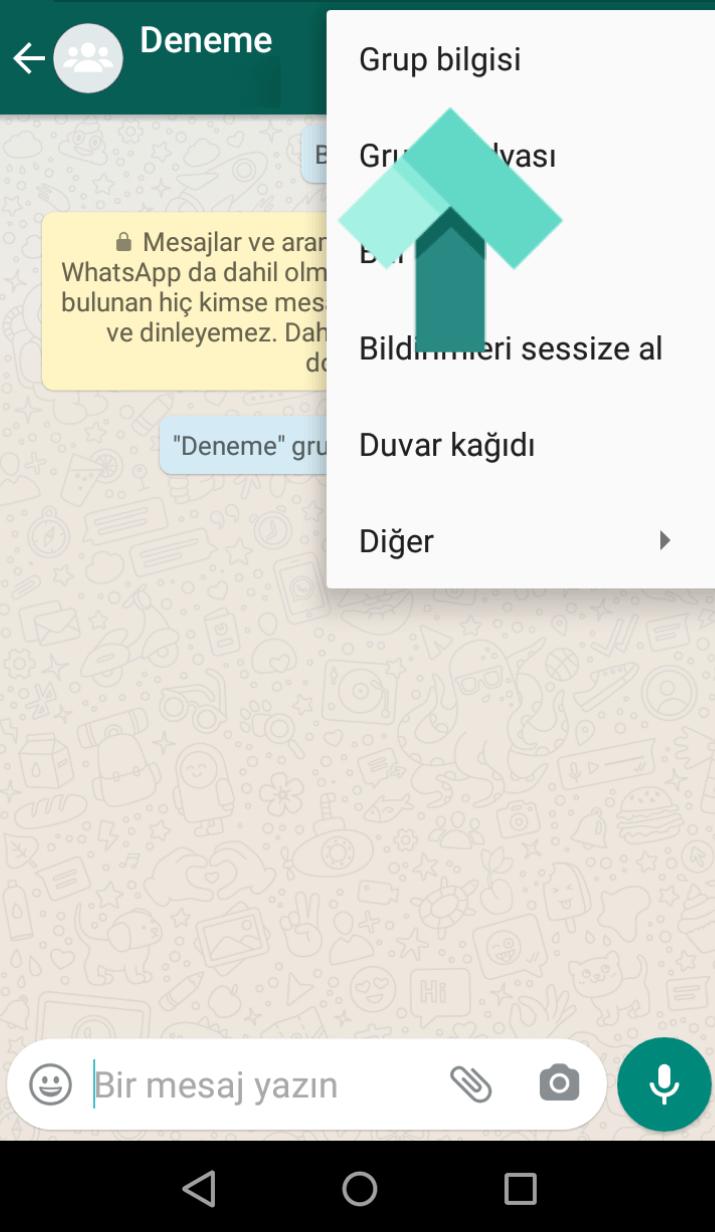 WhatsApp Grup Silme - Grup Kaldırma Nasıl Yapılır?