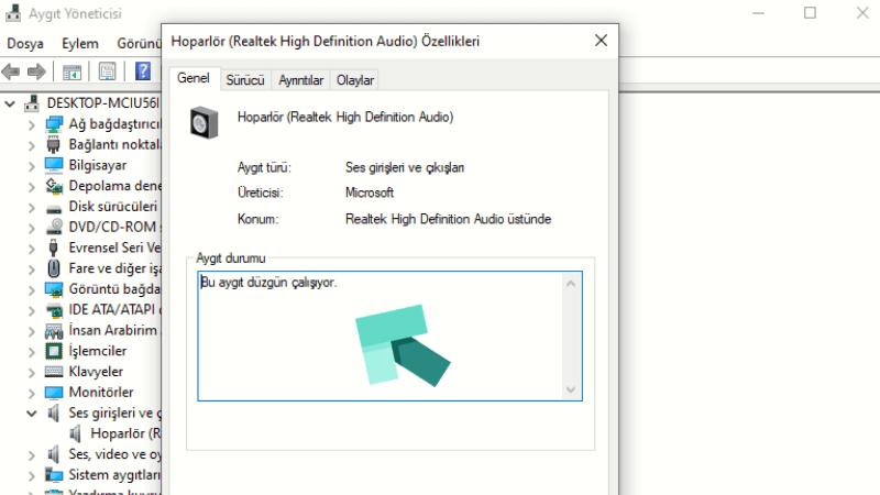 """""""Windows Bu Aygıtı Durdurdu (Kod 43)"""" Hatası"""