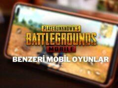 PUBG Mobile Benzeri En İyi 10 Mobil Oyun