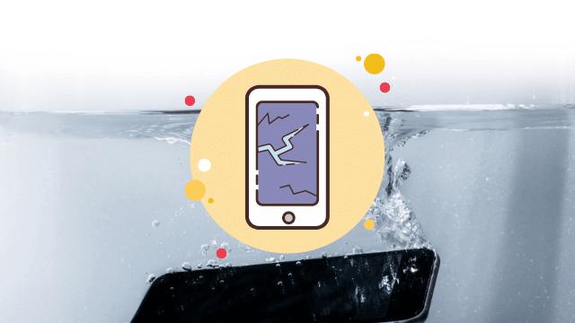 Suya Düşen Telefon Nasıl Tamir Edilir