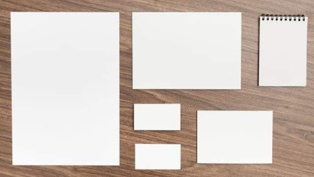 Kağıt Boyutlarının Standardı