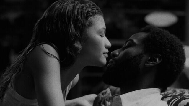 Malcolm ve Marie Film Görseli