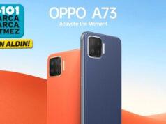 OPPO A73 A101'de Uygun Fiyatıyla Satışa Çıkıyor