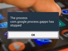 Com.google.process.gapps İşlemi Durdu Hatası ve Çözümü