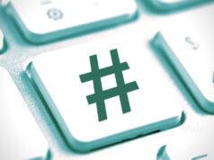 Klavyede ve Telefonda Hashtag Heştek # İşareti Nasıl Yapılır?