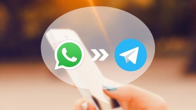 WhatsApp Sohbet Geçmişini Telegram a Aktarma [iOS - Android]