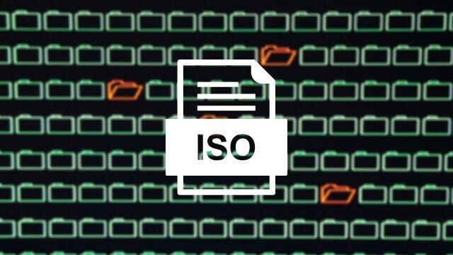 Klasörü [.ISO] Dosyası Yapma [Kolay Yöntem]