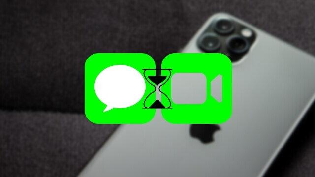 iMessage ve FaceTime'da