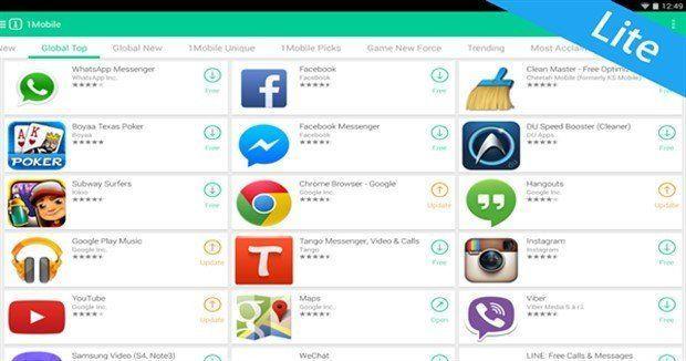 Android Cihazlar için Uygulama Mağazaları 2