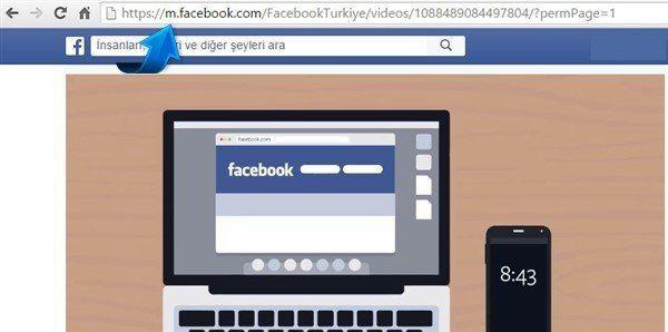 Facebook Video İndirme Nasıl Yapılır 3