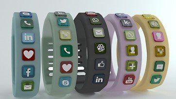 Sosyal Medya Bileklikleri