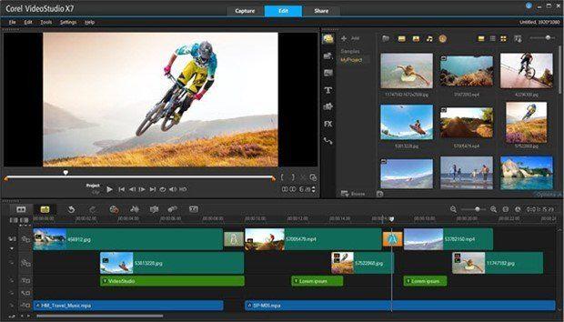 Video Düzenleme Programları 6