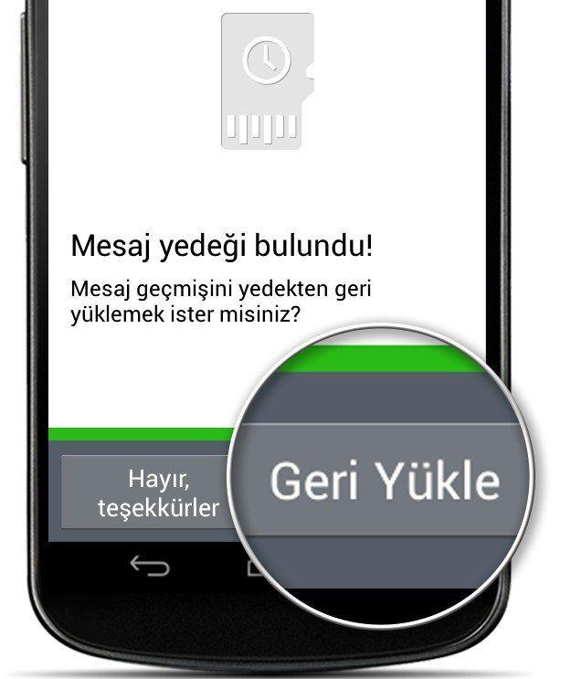 WhatsApp'ta Mesajlar Nasıl Geri Yüklenir 5