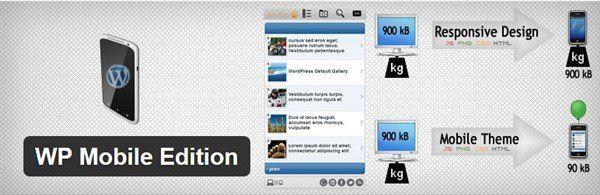 WordPress Mobil Site Uyumluluk İçin Eklentiler 1