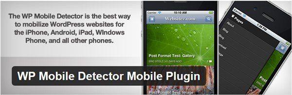 WordPress Mobil Site Uyumluluk İçin Eklentiler