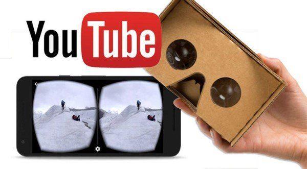 YouTube Sanal Gerçeklik (VR) Desteği Geldi