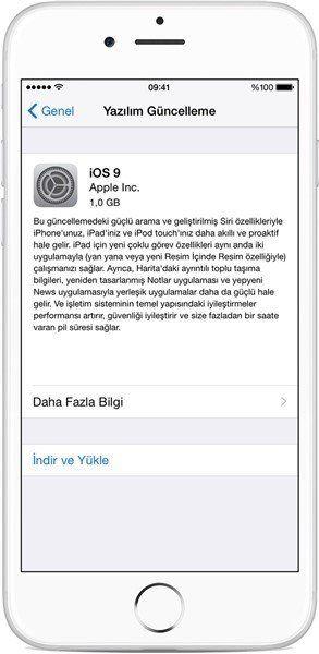 iPhone Güncelleme Nasıl Yapılır 2