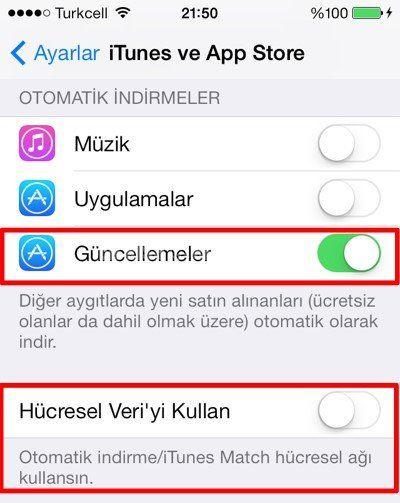 iPhone Güncelleme Nasıl Yapılır 4
