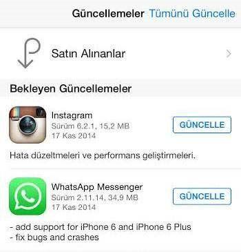 iPhone Güncelleme Nasıl Yapılır 5