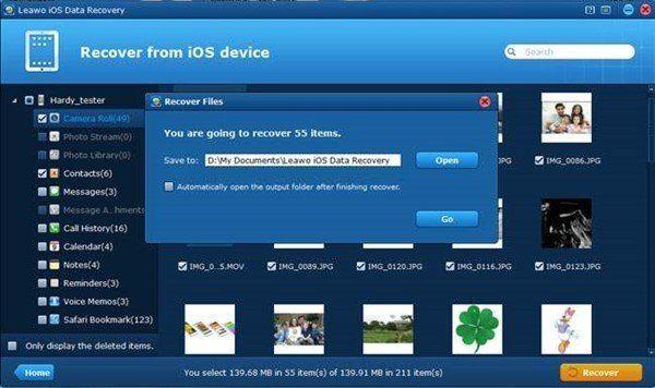 iPhone Silinen Dosyaları Geri Getirme